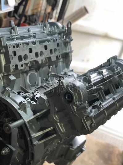 CAM 30L V6 OM642 Sprinter Engine Block With Heads & Covers