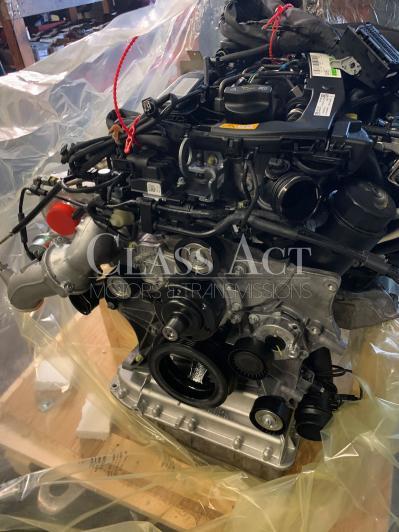 CAM OM651 21L Sprinter Engine Complete