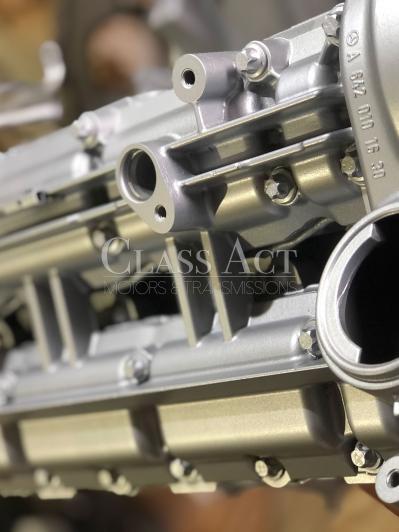 Class Act Motors CAM 30L V6 Sprinter OM642 Finished Engine Cam Cover