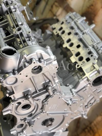 Class Act Motors CAM 30L V6 Sprinter OM642 Longblock