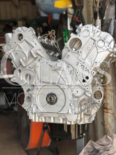 Remanufactured 13 ML350 Engine OM642 3 0L Longblock