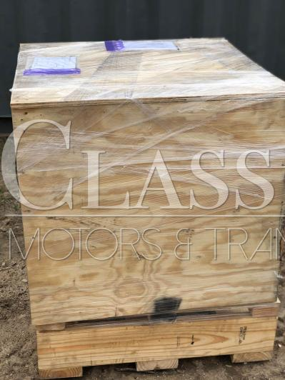 Remanufactured 13 ML350 Longblock 3 0L OM642 Crated For Shipment And Each Crate Shrinkwrapped