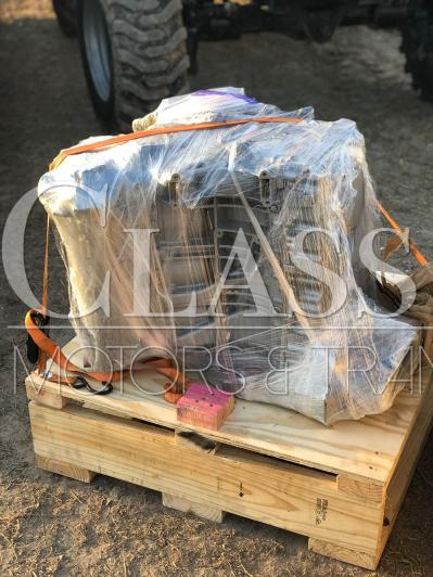 Remanufactured 13 ML350 Longblock Crated For Shipment Shrinkwrapped With Install Notes Attached