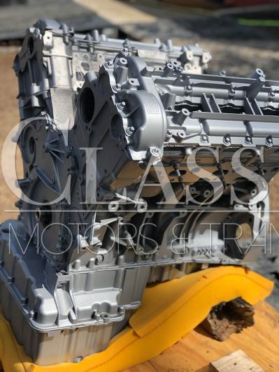 Remanufactured 16 OM642 Sprinter 3 0L V6 Longblock Engine With Glow Plugs