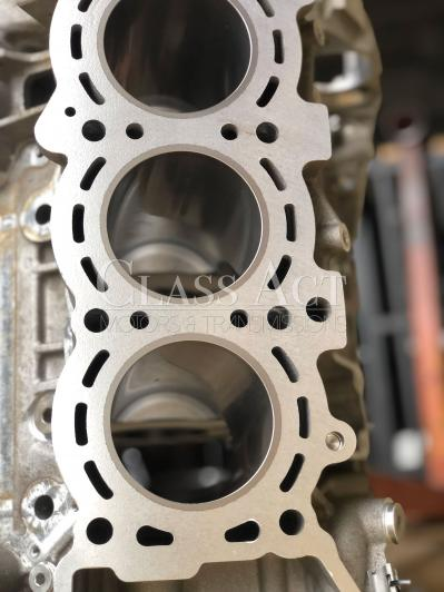 CAM 30L OM642 Engine Block Ready Ready For Stand